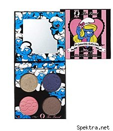 too faced smurf makeup collection