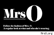 mrso.org website about michelle obama and fashion