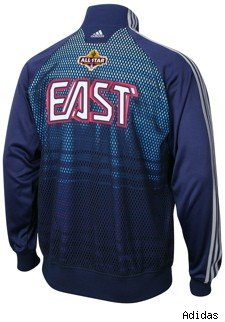 eastern conference nba all star warm up jacket