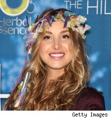 whitney port at the hills season finale