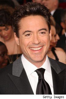 Robert Downey Jr. at the Oscars