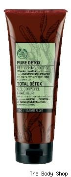 The Body Shop Pure Detox Clarifying Clay Mask