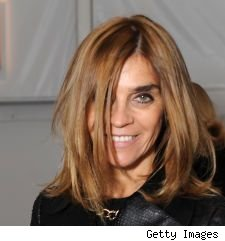 French Vogue's Carine Roitfeld