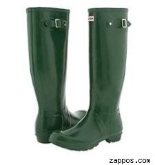 Hunter Original Rain Boots