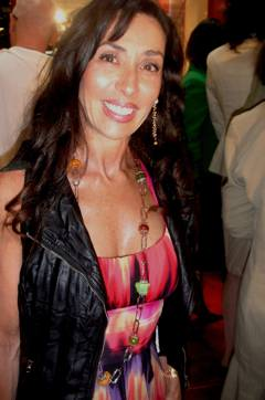 Michelle Bohbot, designer for Bisou Bisou