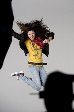 Selena Gomez for Sears Fall '09