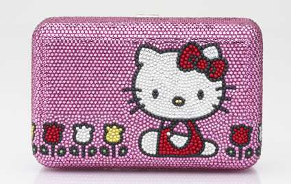 Hello Kitty, Judith Leiber clutch