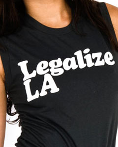 American Apparel Legalize LA