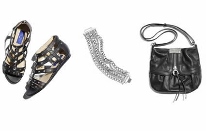 Jimmy Choo for H&M accessories