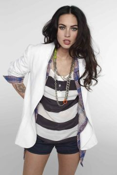 Megan Fox in Nylon's October 2009 Issue
