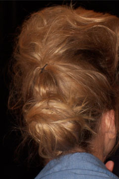 hair at tracy reese