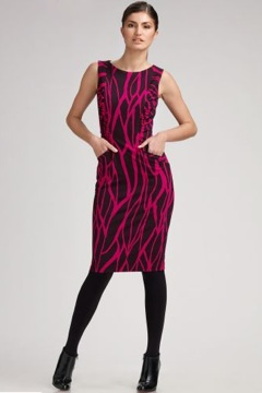 David Meister dress on sale at Saks.