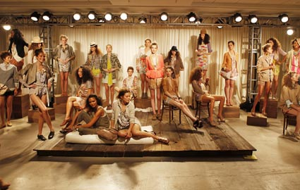 j.crew spring 2010