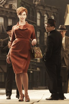 Joan Holloway from Mad Men.