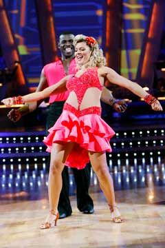 MIchael Irvin Dancing With the Stars