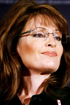 sarah palin cosmetics deal?