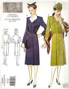 VOGUE COUTURIER PATTERNS - So Vintage Patterns -