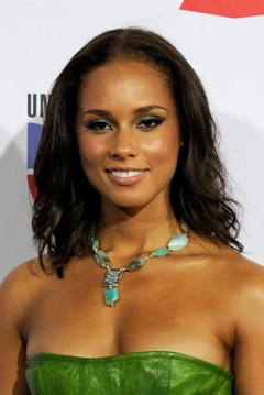 Alicia Keys at Latin Grammy Awards
