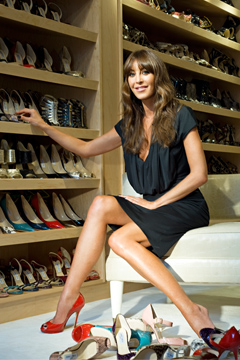 Tamara Mellon Jimmy Choo Shoes 24/7 Choo