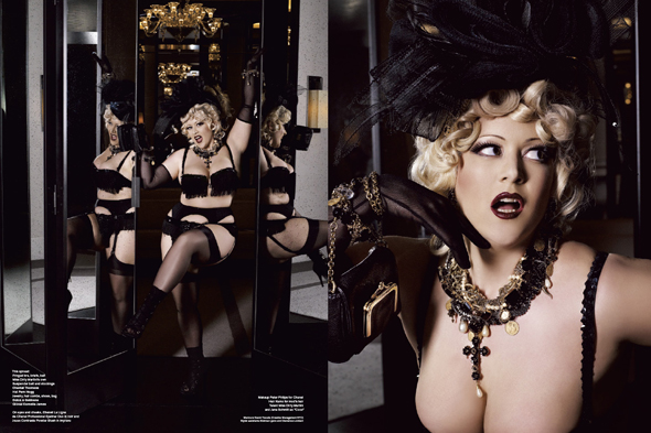 miss dirty martini v magazine size issue