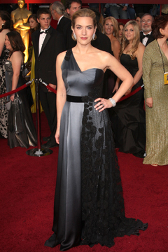 Kate Winslet 81st Annual Academy Awards