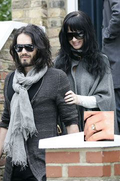 katy perry russell brand engagement ring