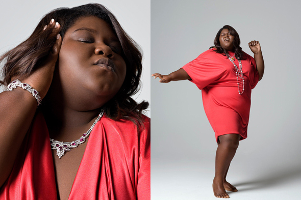 precious actress gabourey Sidibe