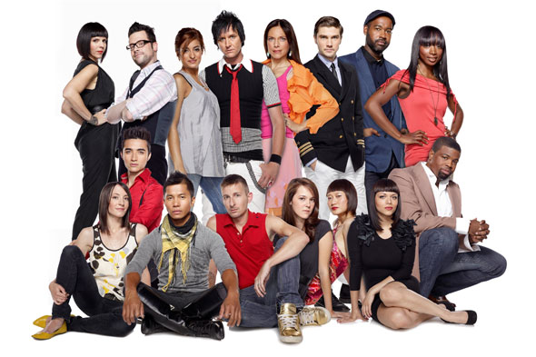 Project Runway Season 7 designers cast 