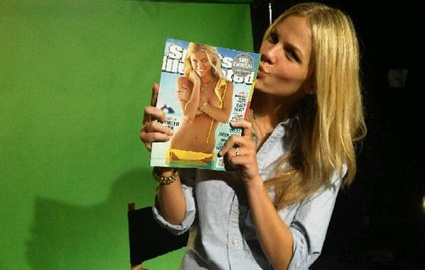 Brooklyn Decker lands the 2010 cover of Sports Illustrated Swimsuit Edition.