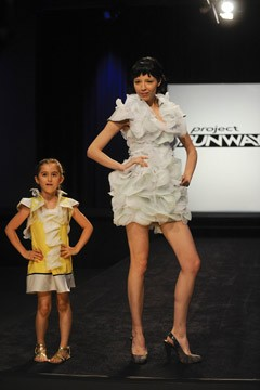 Project Runway Kids Model Jon Peters