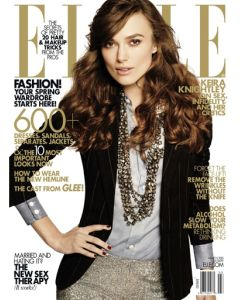 keira knighley elle cover march