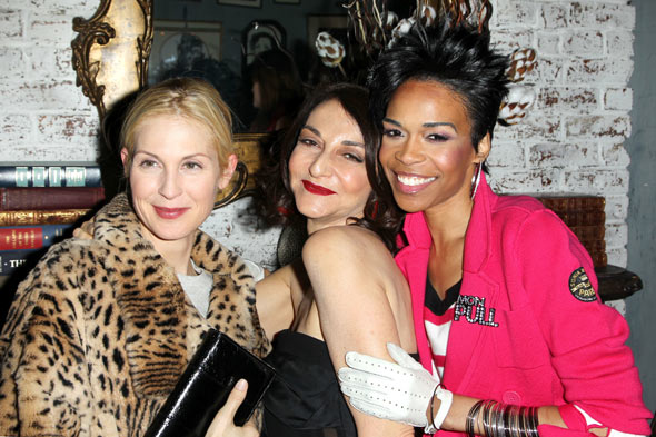 kelly rutherford nathalie rykiel michelle williams