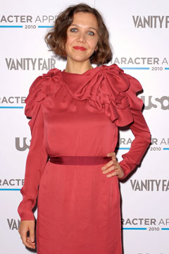 maggie gyllenhaal lanvin dress