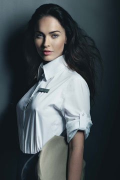 Megan Fox W Magazine photo shoot