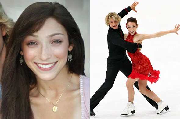 Meryl Davis Olympics Ice Skating