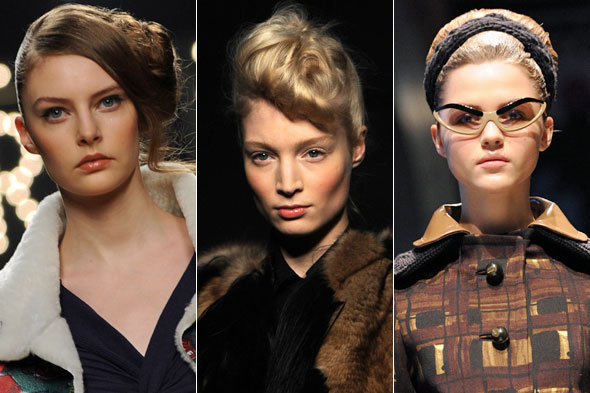 Milan Fashion Week Enrico Coveri Fendi Prada