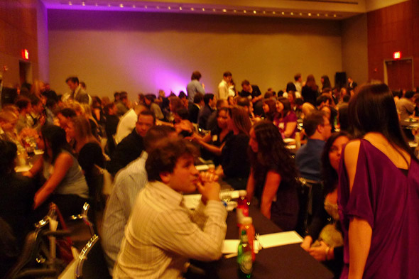 largest speed dating event Take a peek inside a whole room full of awkward.