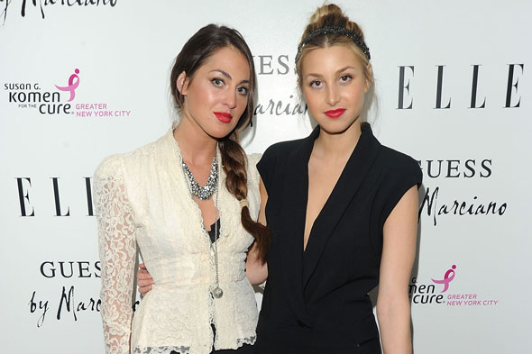 Roxy Olin Whitney Port