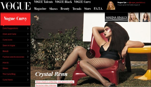 crystal renn vogue curvy