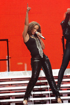 alicia keys tight pants shapewear