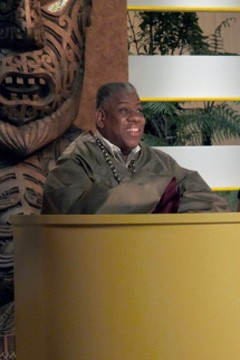 Andre Leon Talley judge America's Next Top Model