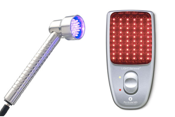 Quasar Light Therapy Baby Quasar Perricone MD Light Renewal