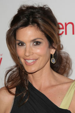 cindy crawford jcpenney jewelry collaboration party
