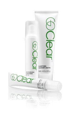 GoClear Acne Skincare Line