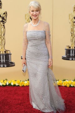 Helen Mirren Academy Awards Oscars 2010