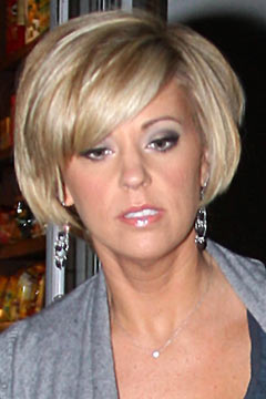 Kate Gosselin Short Haircut