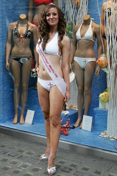katrina hodge bikini miss england swimsuit competition