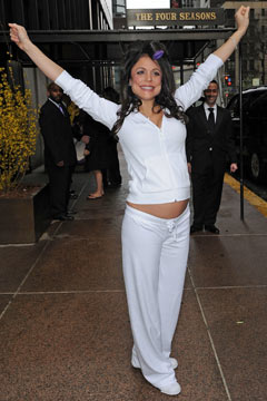 Bethenny Frankel Amsale Wedding Dress