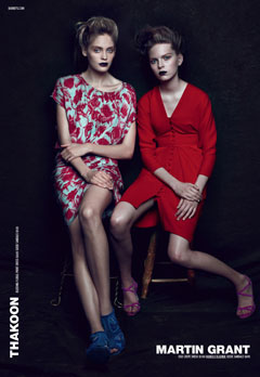 barneys spring catalog thakoon martin grant dresses