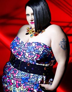 Beth Ditto plus size